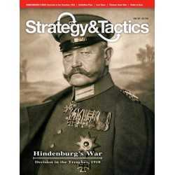 Strategy & Tactics 288 Hindenburg's War