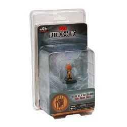 D&D Attack Wing Sun Elf Wizard