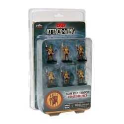 D&D Attack Wing Sun Elf Troop