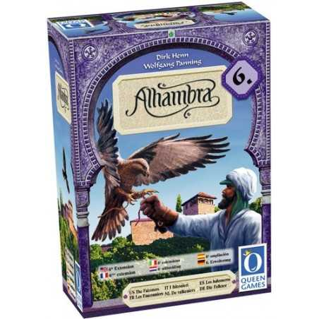 Alhambra exp 6 The Falconers