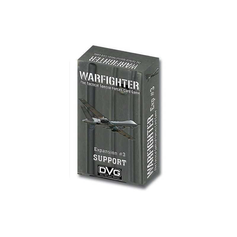 Warfighter Expansion 3 Support
