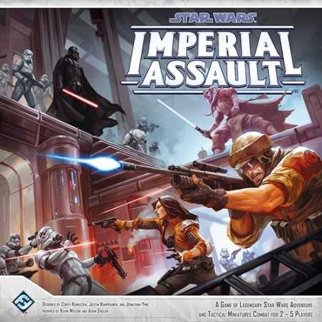 Star Wars Imperial Assault (English)