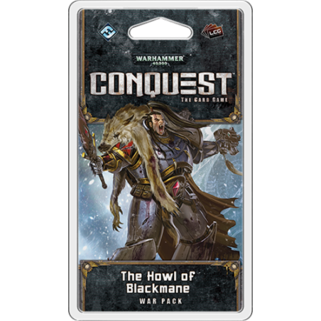 The Howl of the Blackmane Warhammer 40000 Conquest