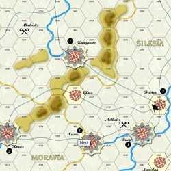 Strategy & Tactics 289 War of the Austrian Succession
