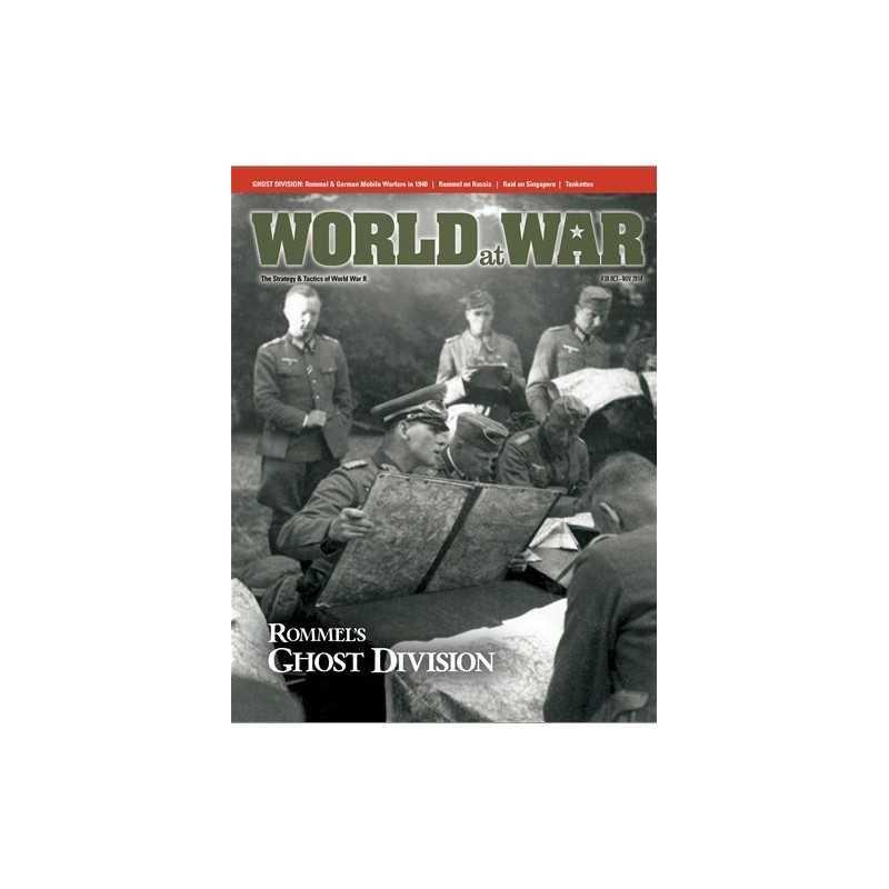 World at War 38 Ghost Division
