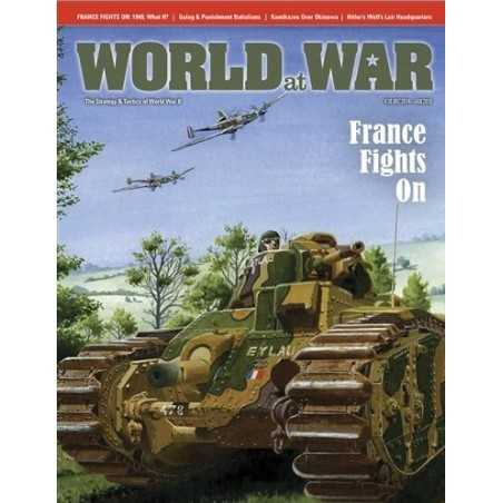 World at War 39 France Fights On