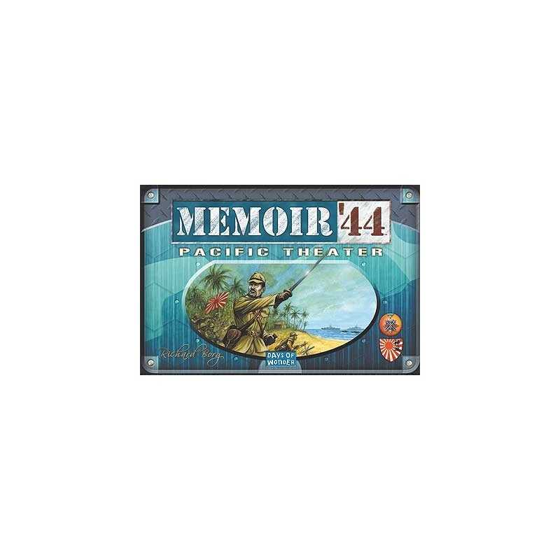 Memoir '44 Pacific Theater Exp