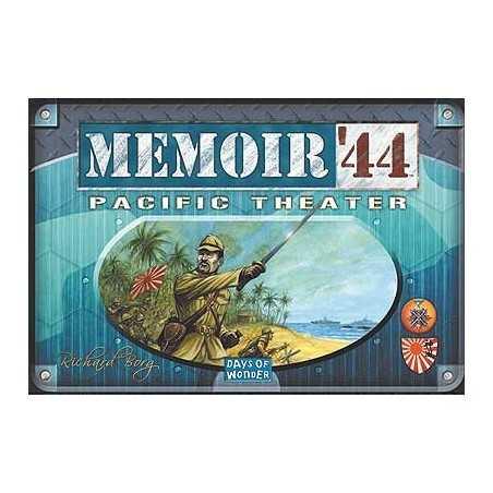 Memoir '44 Pacific Theater Exp