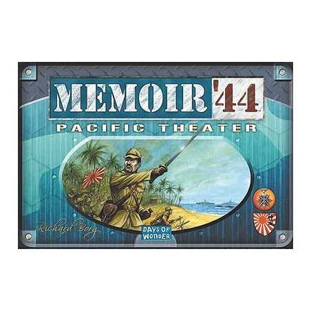Memoir '44 Pacific Theater