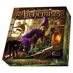 Alchemist (English)