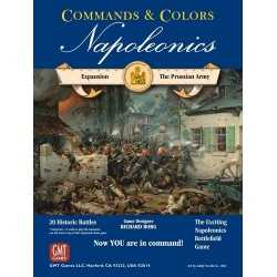 Commands & Colors: Napoleonics The Prussian Army