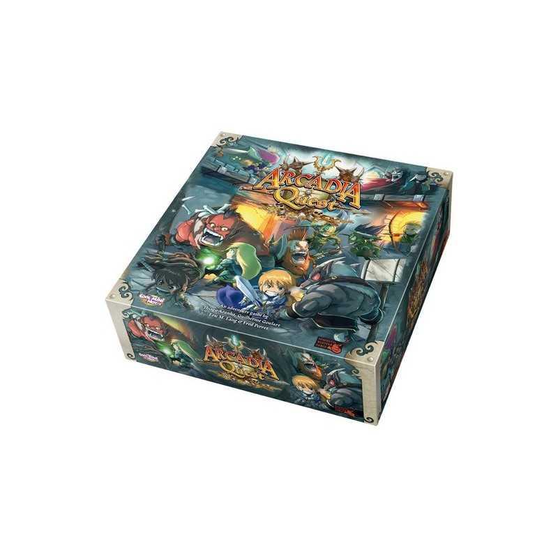 Arcadia Quest (English)
