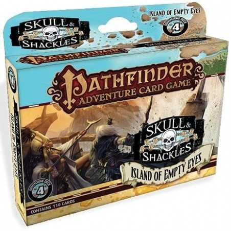Island of Empty Eyes Pathfinder Skull & Shackles