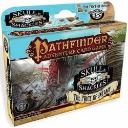 The Price of Infamy Pathfinder Skull & Shackles