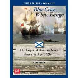 Blue Cross White Ensign