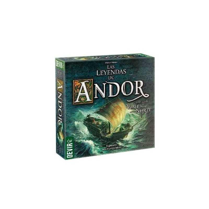 Viaje al norte expansion Andor