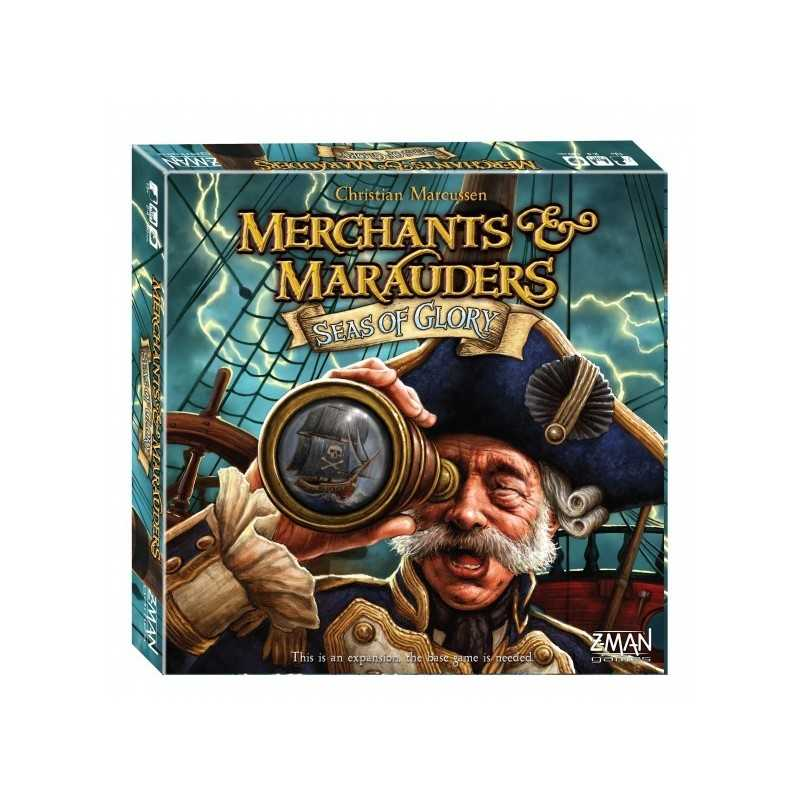 Seas of Glory: Merchants and Marauders