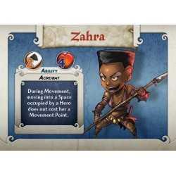 Arcadia Quest Zahra