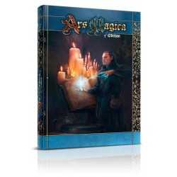 Ars Magica 5ª Edicion