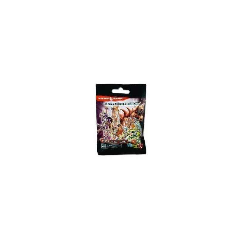 Dungeons & Dragons Dice Masters Battle for Faerun Foil pack