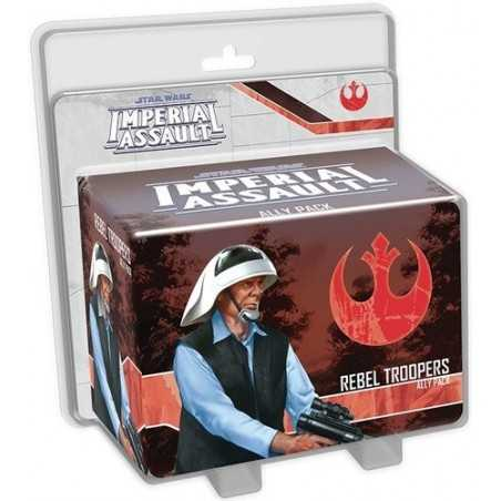 Imperial Assault Rebel Troopers (English)