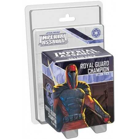 Imperial Assault Royal Guard Champion (English)