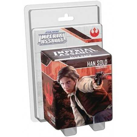 Imperial Assault Han Solo Ally Pack (English)