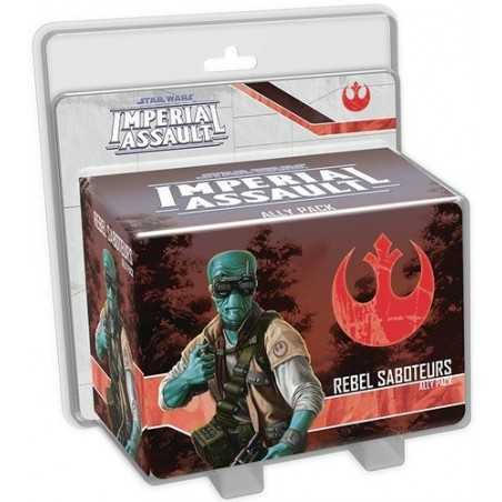 Imperial Assault Rebel Saboteurs (English)