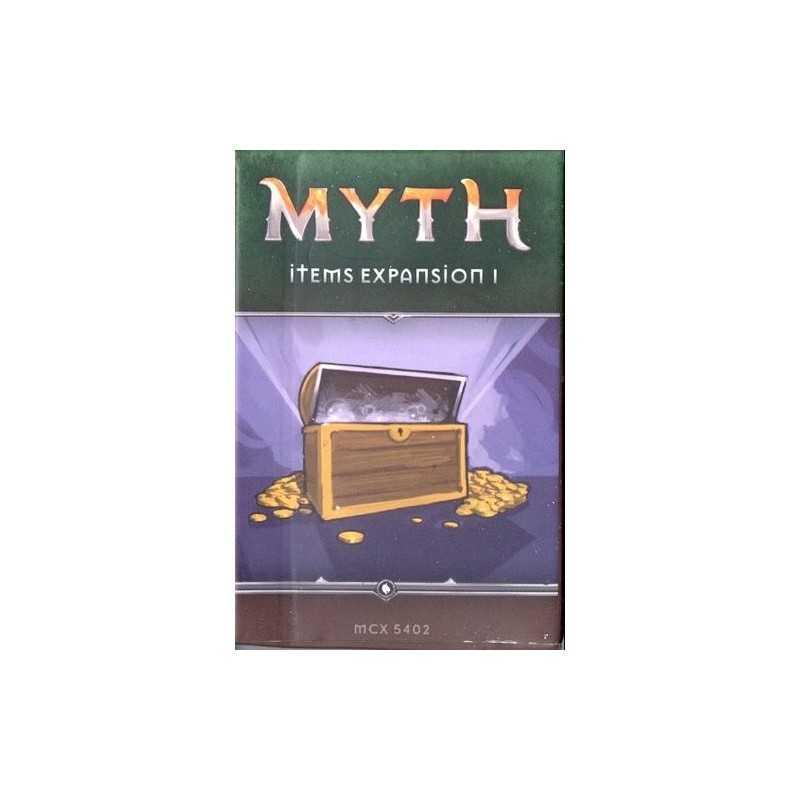 Myth: Items Expansion I