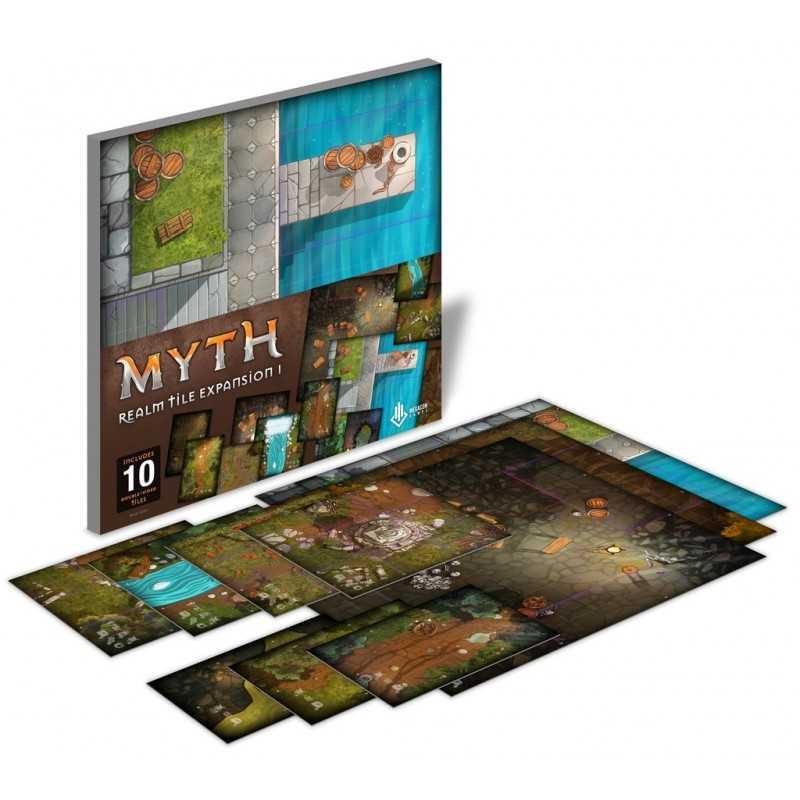 Myth: Realm Tile Expansion 1