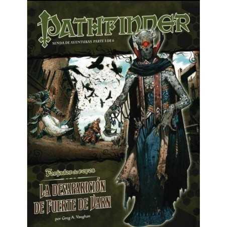 Pathfinder La Desaparicion de Fuerte de Varn (Forjadores de Reye