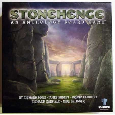Stonehenge An Anthology Game