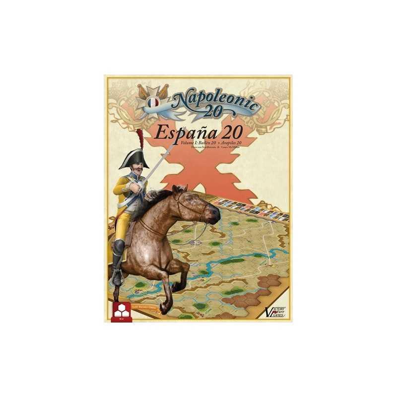 Espana 20 Volume 1