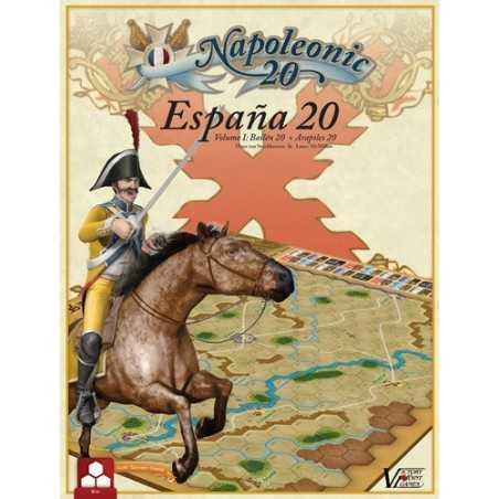 España 20 Volume 1 (English)