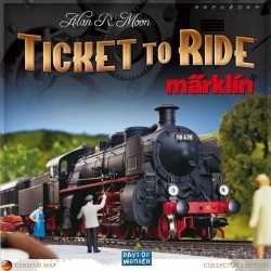 Ticket to Ride Marklin