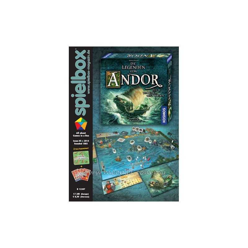 Spielbox Nº 5 - 2014 ( English )