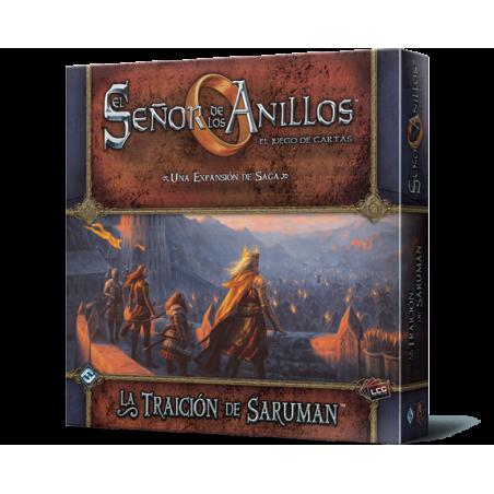 La traicion de Saruman