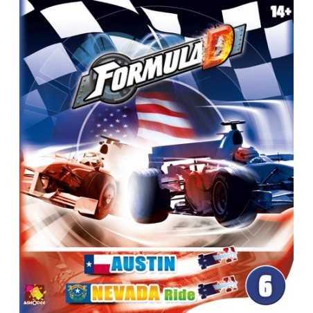 Austin & Nevada Formula D