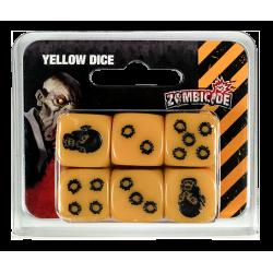 Zombicide yellow dice