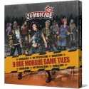 Zombicide Rue Morgue Tile set