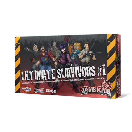 Zombicide Ultimate Survivors 1