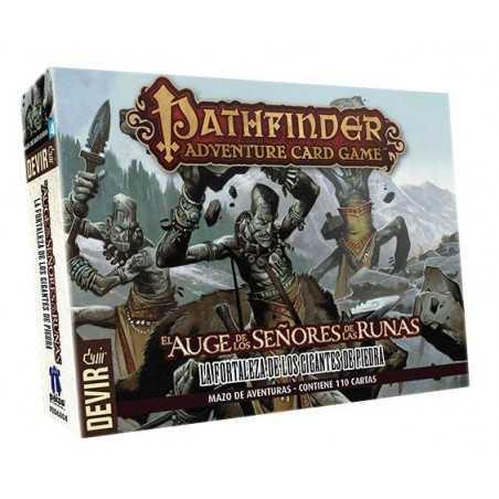 Pathfinder: La Fortaleza de los Gigantes de Piedra