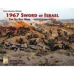 Panzer Grenadier 1967 Sword of Israel