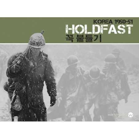 Hold Fast Korea 1950-1951