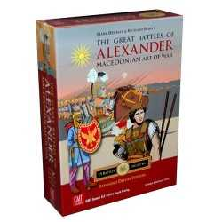 Great Battles of Alexander Deluxe 4th edition