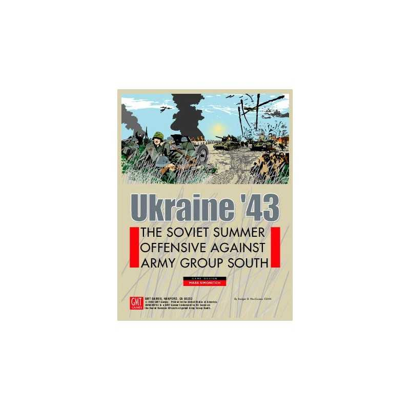 Ukranie 43 2nd edition