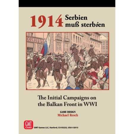 1914 Serbien muss Sterbien