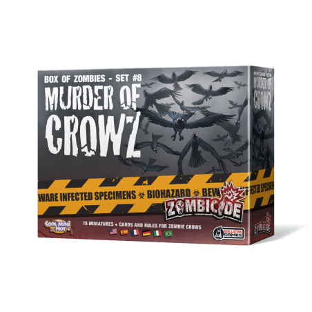 Murder of Crowz Zombicide