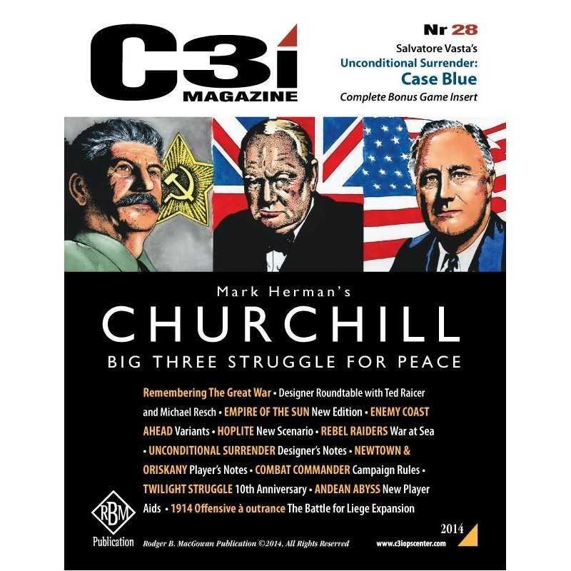 C3i Magazine 28
