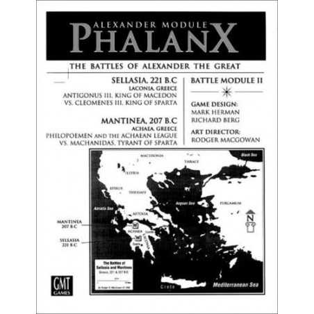 Phalanx: Great Battles of Alexander